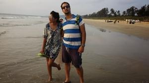 Anjali Swamy Travel Blogger
