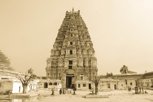 Weekend Trip to Hampi, Karnataka, India