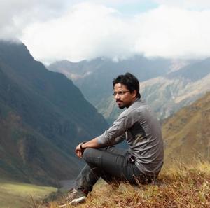 Arindam Banerjee Travel Blogger