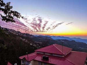 A long lazy trip back to Mussoorie-Dhanaulti to end the year