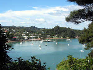 From 'Hell-hole' to 'Love Town' – Russell, New Zealand