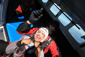 Defying Gravity – Skydiving in Queenstown
