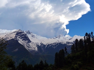 Himalayan Trail : The Parvati Valley Trek
