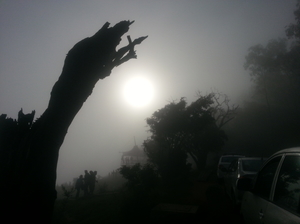 Nandi Hills–Bangalore: Magical sunrise