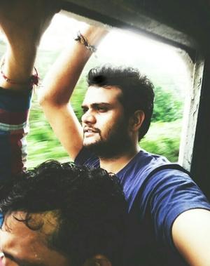 Backpacking to Matheran: Wishtrack