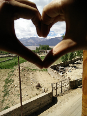 With Love from Ladakh <3