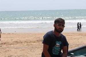 Sumit Chudasama Travel Blogger