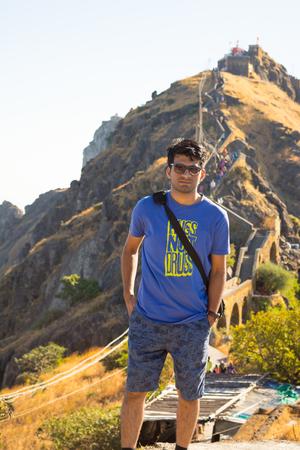 Saurabh Lahoti Travel Blogger