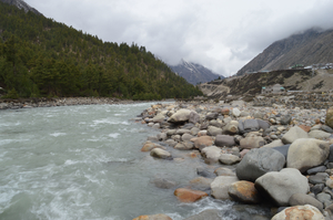 The frontier village of india : Chitkul