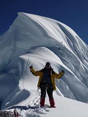Trekking Peru Travel Blogger