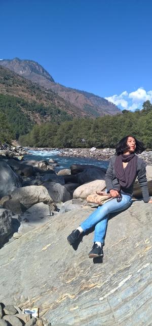 Jasreet Chawla Travel Blogger