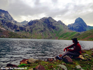 Kashmir Calling: The great Alpine lakes fever