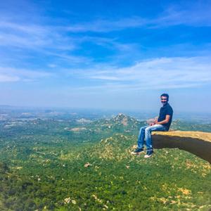 Divakar Reddy  Travel Blogger