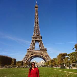 Thafnitha  Travel Blogger