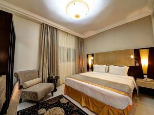 Stay at the Al Barsha Hotel Apartments Dubai