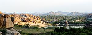 Rocky Ruins of the Vijayanagara Empire — Deconstructing Hampi