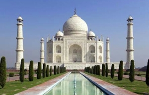 My journey to the Taj Mahal