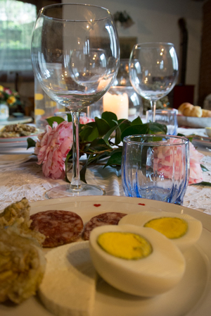Experience Italian countryside