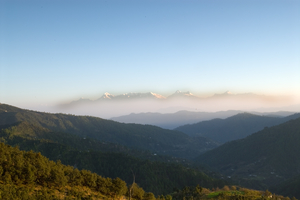 Farewell trip to Mukteshwar