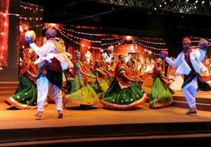 'Navrang Navratri'- World's Longest Dance Festival