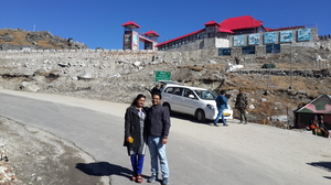 Beautiful trip to Sikkim