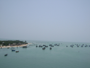 After the divine shades of Madurai and Rameshwaram