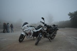 Quick Summer Salvation Ride to Nandhi Hills