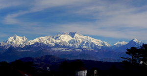 Sandakphu, for a view of Kanchenjunga and Everest