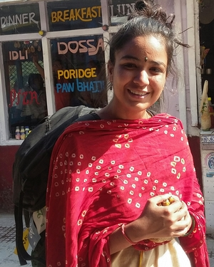 Redefining India: Female travelling solo with no money