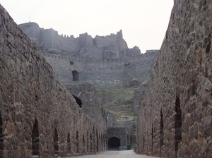 Golconda Fort, the real Hyderabadi pearl