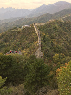 The Great Wall Of China - Man created, even God wouldn't  destroy
