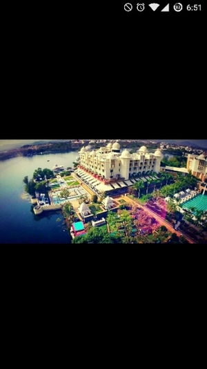 Udaipur from a Different angle!