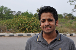 mayank goyal Travel Blogger