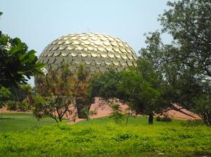 Auroville Aurobindo Ashram, Pondicherry 2014