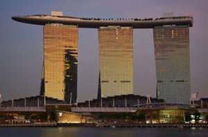 Singapore Tour Diaries