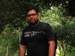 Shubham Choudhury Travel Blogger