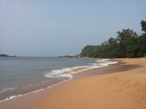 Backpacking to Gokarna & Goa