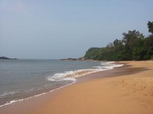 Backpacking to Gokarna & Goa