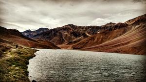 Calmness overloaded - Chandraral lake