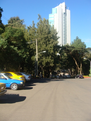 A day well spent in Addis, Ethiopia: wandering solo