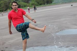 Akash Sarin Travel Blogger