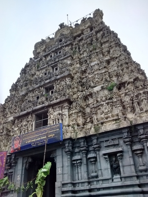 Kanchipuram - the city of temples