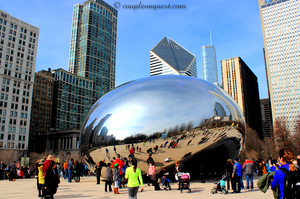 Cloud Gate a.k.a The Bean