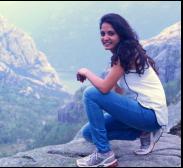 Nikita Bharadia Travel Blogger