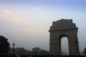Delhi A dash of history and modernity.