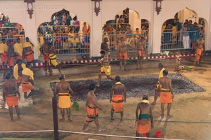Thimithi in Singapore – A Firewalking Ceremony