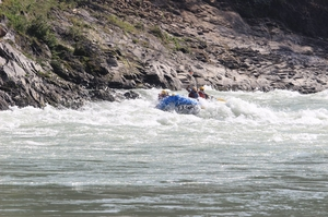 Rafting & Rock Climbing in Rishikesh