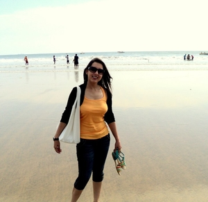 Richa Upreti Karan Travel Blogger