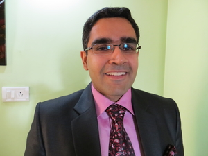 Vishal Kapur Travel Blogger