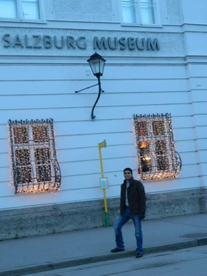 The Magic of Salzburg